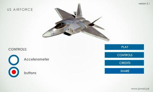 【免費街機App】USAF - Deep Strike-APP點子