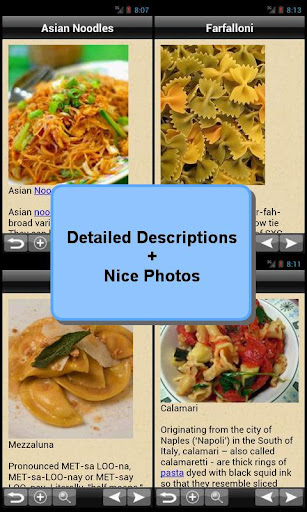 The Complete Pasta Directory