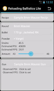 8mm Mauser Ballistics Data – Apps on Google Play