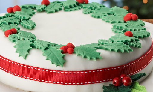 Cake Recipes Christmas more