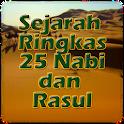 Sejarah Ringkas 25 Nabi, Rasul