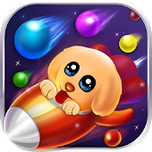Bubble Shooter - Bubble Dog