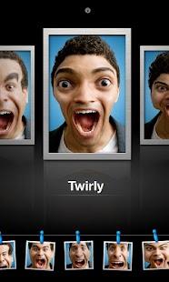 Talking Funny Mirrors - screenshot thumbnail