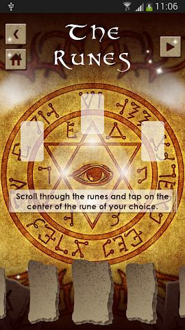 android Rune Readings Screenshot 4