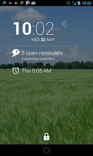 n'4get DashClock Extension - screenshot thumbnail