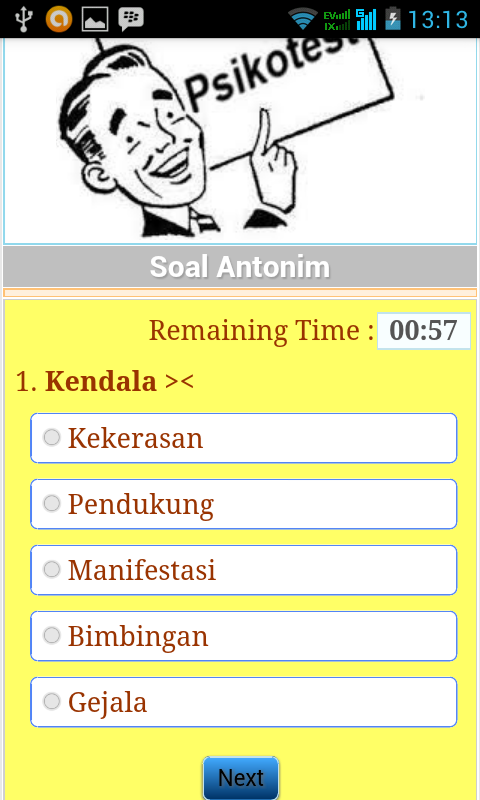 Tes Potensi Akademik 1 Indonesia Share The Knownledge