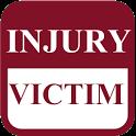 Injury Victim App icon