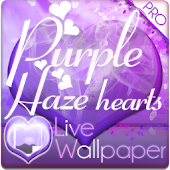 Purple Haze Live Wallpaper Pro