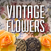 Vintage Flowers GO Theme