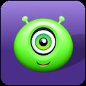 Alien Dance Party logo