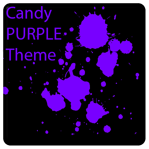 Candy Purple Theme