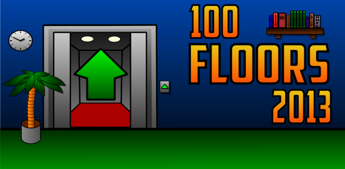 100 Floors 2013 Walkthrough Level 1 10 Light Chan