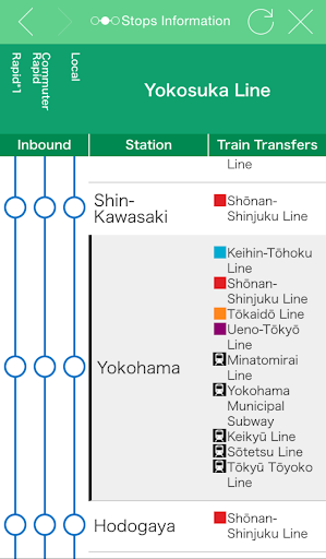 JR-EAST Train Info 1.8.0 Windows u7528 4