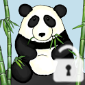 Bamboo Panda Theme GO Locker icon