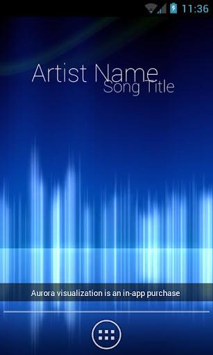 Audio Glow Live Wallpaper  screenshots 5