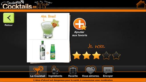 Destination Cocktails Belgique 1.0.1 screenshots 9