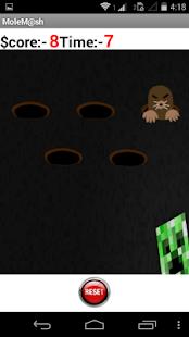 Mole mash pro- screenshot thumbnail