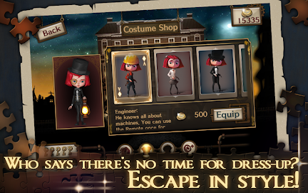 The Mansion: A Puzzle of Rooms Screenshot 5