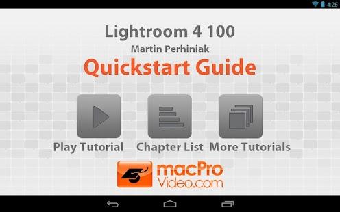 Lightroom 4 100