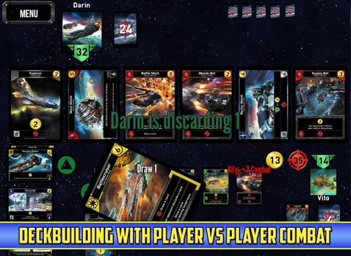 Star Realms  gameplay | by HackJr.Pw 7