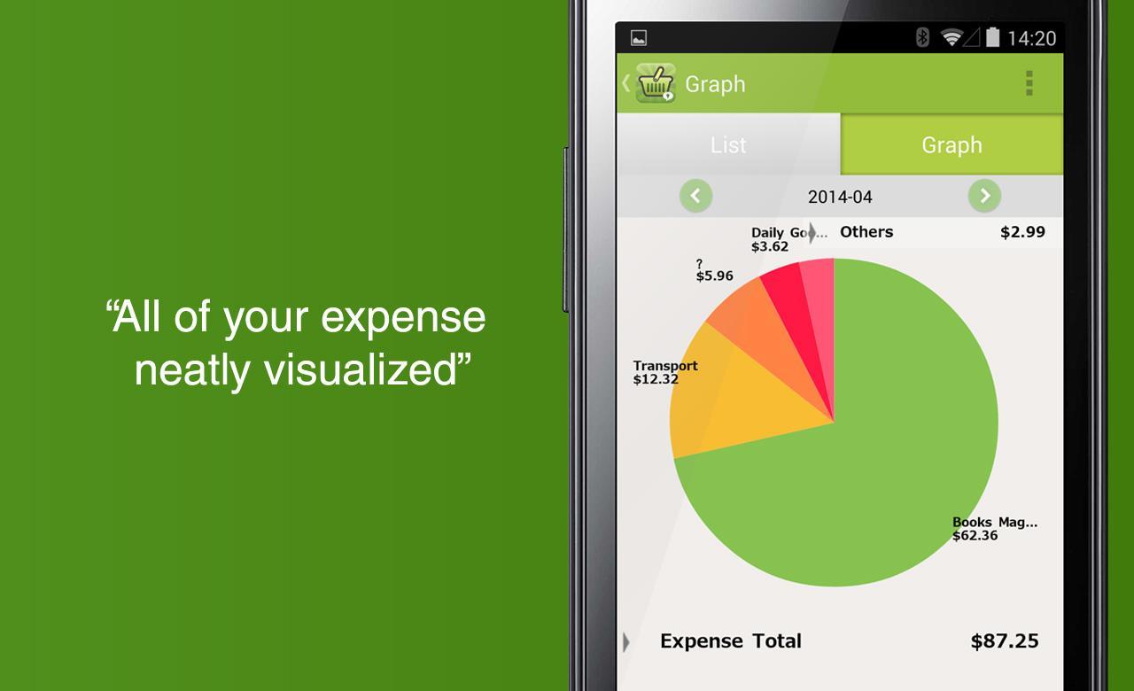 Quick Money Recorder -Spending- screenshot