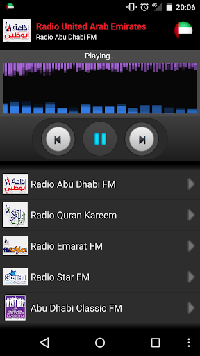 RADIO UNITED ARAB EMIRATES