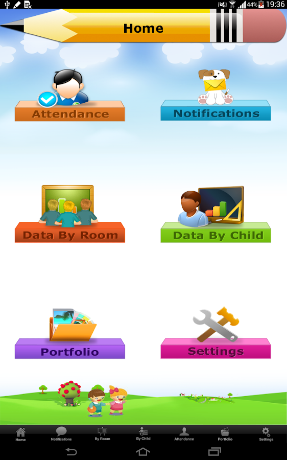 myKidzDay- screenshot