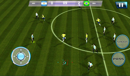 Soccer Hero! Football scores 2.4 screenshots 2
