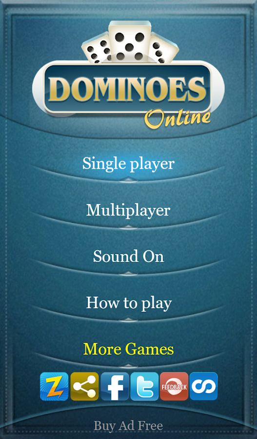 Dominoes Online Free- screenshot