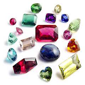 Gemstone by colour