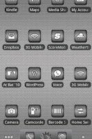 Screenshot of ADW Theme | DroidArmor LITE
