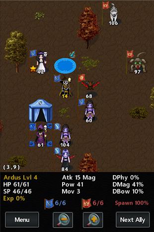Kingturn Underworld RPG APK