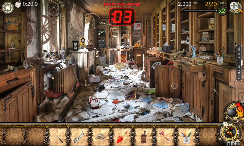 Hidden Objects Quest 19- screenshot