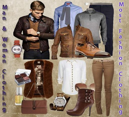 Clothing Style Man-Woman