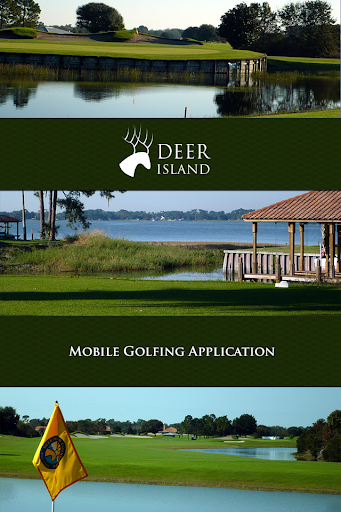 Deer Island Golf GPS