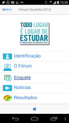 Forum Docente 2014