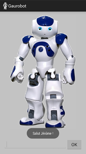 Gaurobot l'assistant virtuel