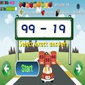 Racing Subtraction(No Ads) icon
