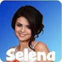 Selena Gomez Puzzles and VDO logo
