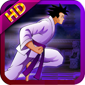 Karate Kid Fighter Extreme Run