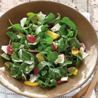 Arugula & Pickled Beet Salad