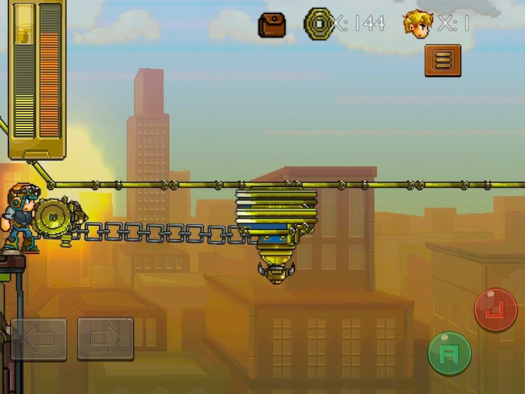 Steam Punks- screenshot