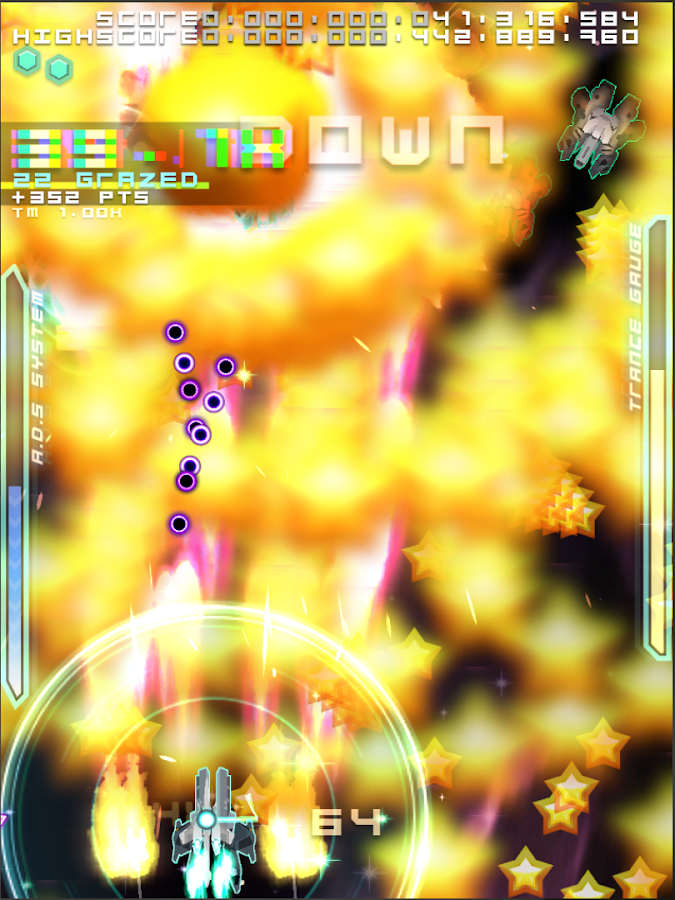 Danmaku Unlimited 2 lite - screenshot