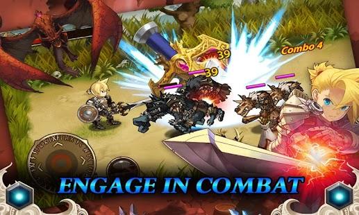 Kingdom & Dragons - screenshot thumbnail