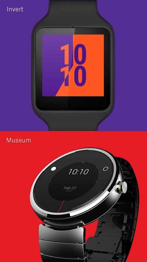ustwo Watch Faces- screenshot