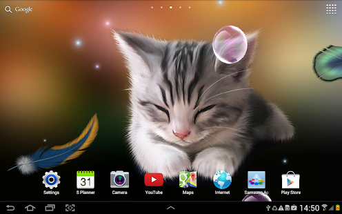 Sleepy Kitten Wallpaper Lite - Apps on Google Play