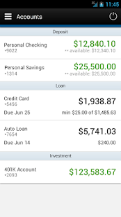 First Internet Bank Mobile- screenshot thumbnail
