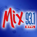 Mix 93.1 KTYL icon