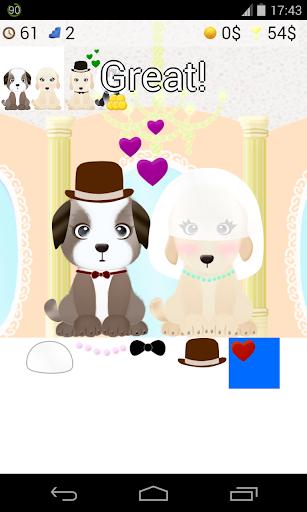 婚禮遊戲 寵物