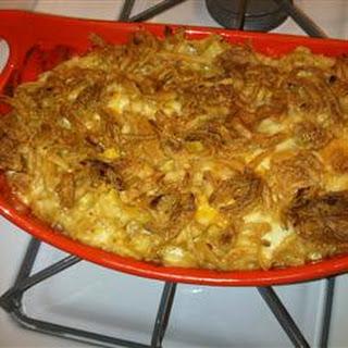 Chicken Noodle Casserole II.
